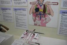 エヴァンゲリヲンと日本刀展4