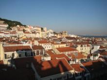 2009.05.04-078 Portugal (Lisbon_Elevador de Santa Justa) リスボン_サンタ・ジュスタのエレベーターから