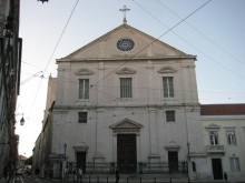 2009.05.04-091 Portugal (Lisbon_Igreja de Sao Roque) リスボン_サン・ロケ教会