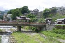 渋温泉9 渋湯橋