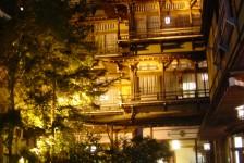 渋温泉1 金具屋