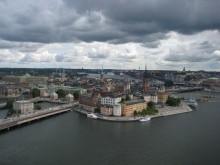 2009.08.12-037 Sweden (Stockholm_From Stadshuset) ストックホルム_市庁舎から