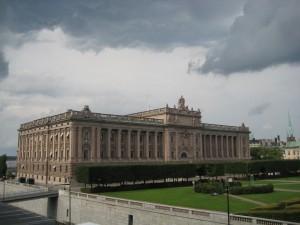 ストックホルム4 国会議事堂