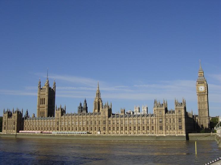 ロンドン(国会議事堂)