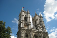 17ロンドン(ウェストミンスター寺院)