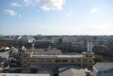 12 天守閣からの眺め
