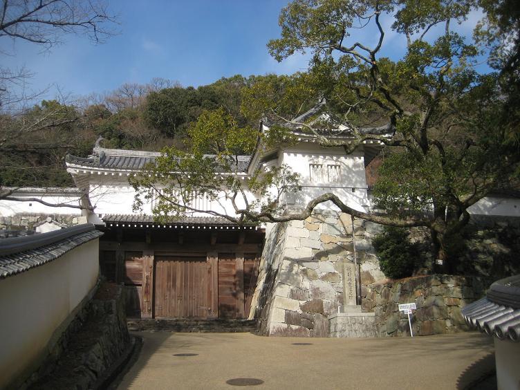 龍野城に見守られる播磨の小京都...