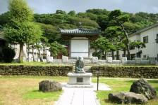 06 良寛堂(橘屋跡:良寛和尚生誕の地)