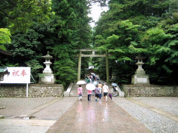 07 彌彦神社_二の鳥居