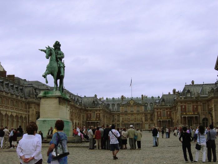 02 ヴェルサイユ宮殿