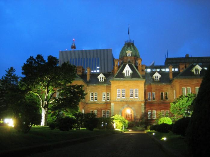 08 北海道庁旧本庁舎