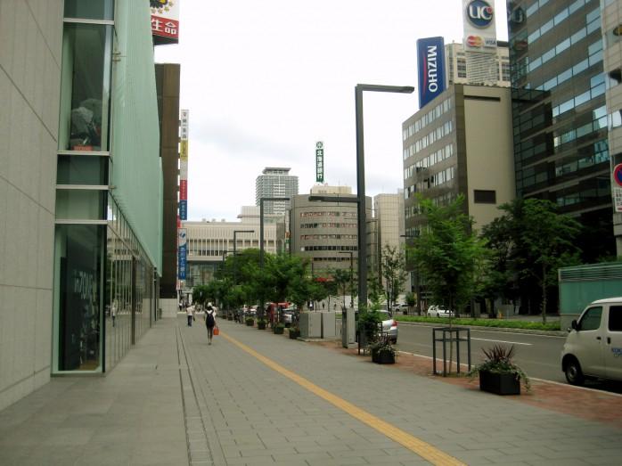07 札幌市街