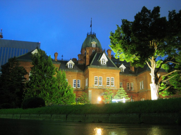 09 北海道庁旧本庁舎