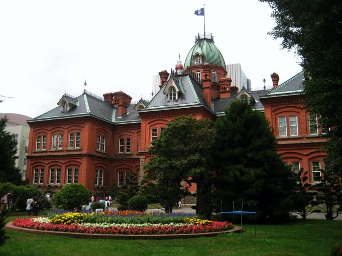 05 北海道庁旧本庁舎