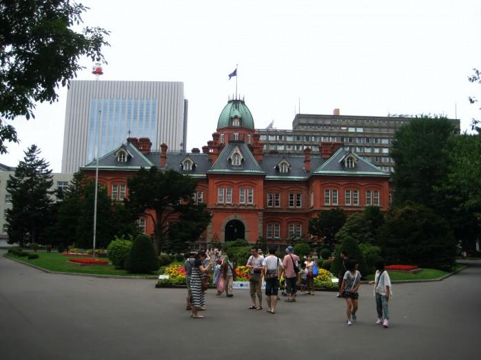 04 北海道庁旧本庁舎