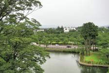 06 高田城_三重櫓からの眺め