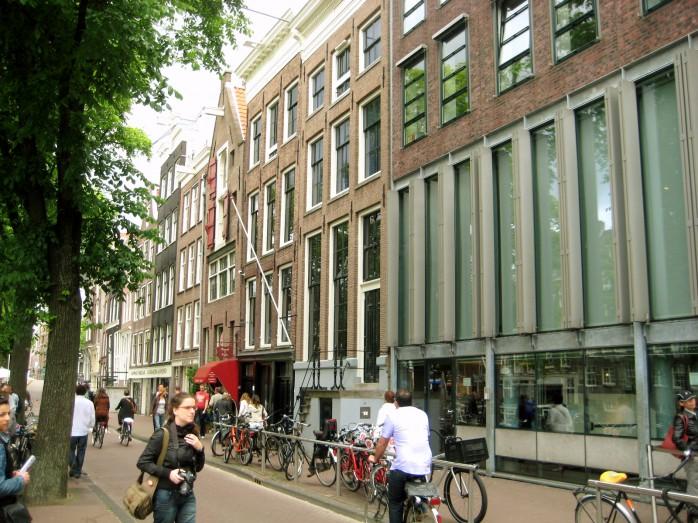 07 アムステルダム_アンネの隠れ家