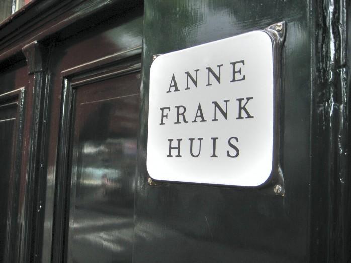 06 アムステルダム_アンネの隠れ家