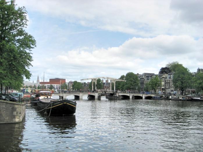 03 アムステルダム_マヘレの跳ね橋