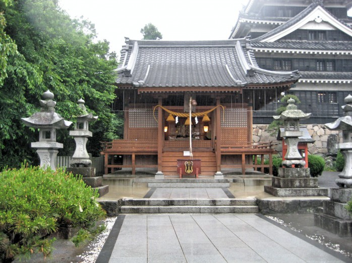 06 中津城_奥平神社