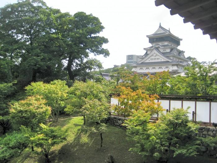 07 小倉城庭園