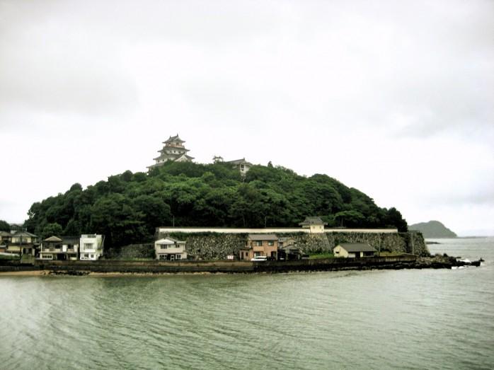 04 唐津城