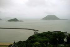 09 唐津城からの眺望