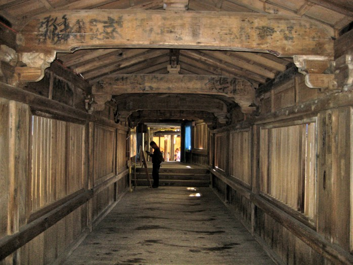 14 舟廊下
