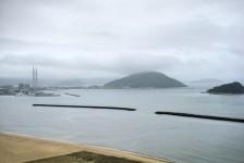 10 唐津城からの眺望