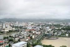 11 唐津城からの眺望