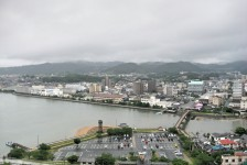 12 唐津城からの眺望