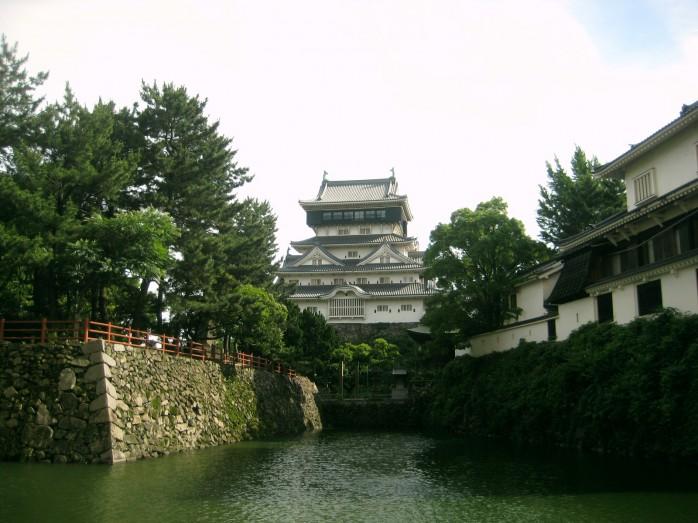 03 小倉城