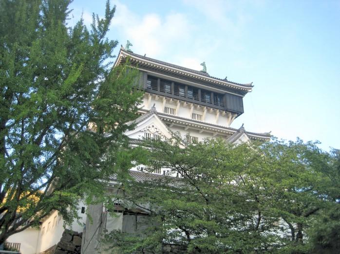 11 小倉城