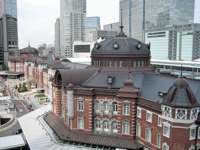 04 東京駅