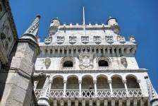 01 ベレンの塔(ポルトガル_リスボン)