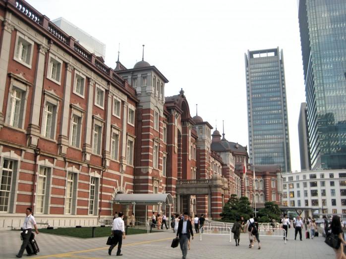 01 東京駅