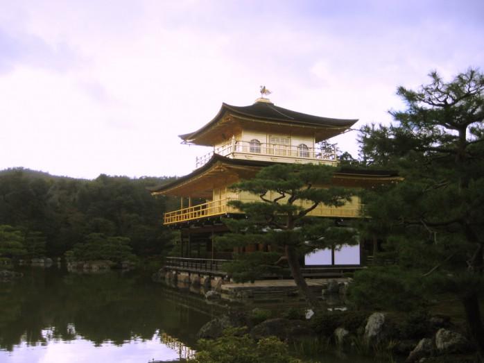 01 金閣寺