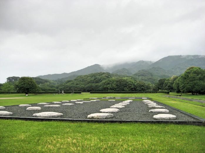 01 大宰府政庁跡