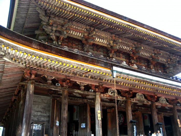 04 金峯山寺_蔵王堂