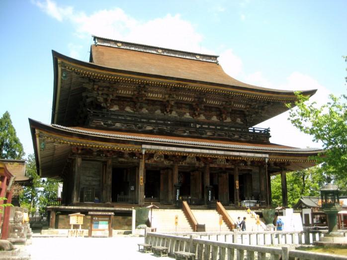 05 金峯山寺_蔵王堂