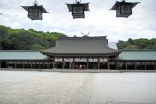 04 橿原神宮_内拝殿