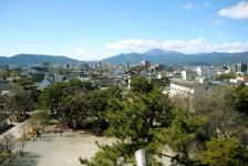 09 大垣城_天守閣からの眺め