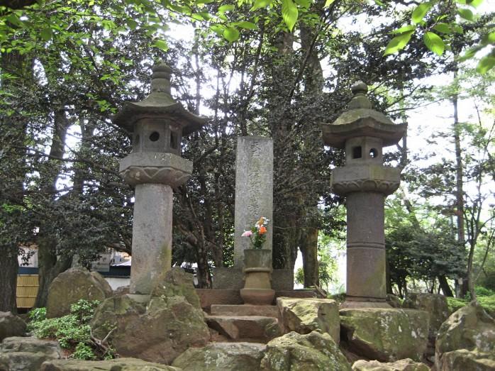 03 恵林寺_快川紹喜の墓