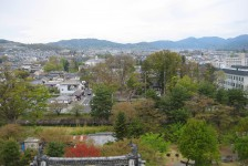 11 松本城_天守からの眺望