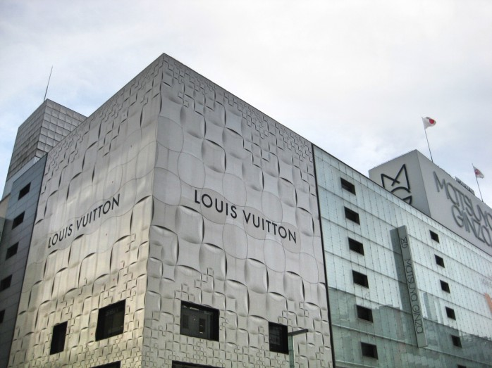 01 銀座_LOUIS VUITTON