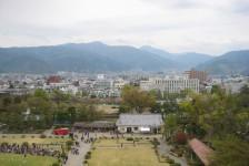 12 松本城_天守からの眺望