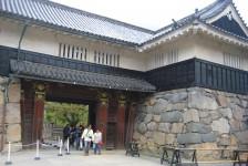 03 松本城_一の門