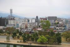 09 松本城_天守からの眺望