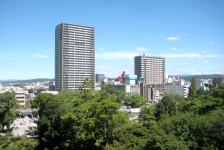 12 岡崎城_天守閣からの眺望