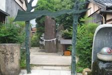 08 境港_水木しげるロード_妖怪神社